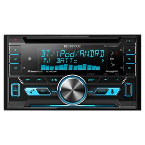 Kenwood - DPX502BT