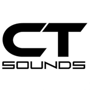 CT Sounds - EASW14G25WHT/BLUE