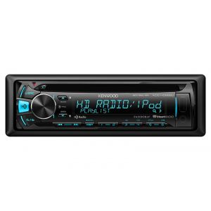 Kenwood - KDC-HD262U