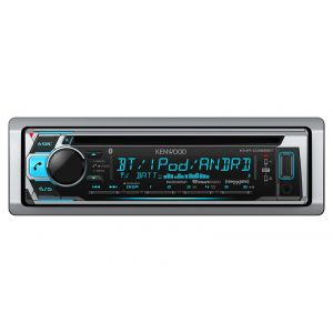 Kenwood - KMR-D368BT