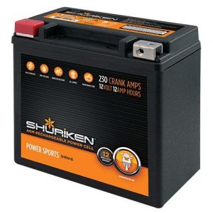 Shuriken - SK-BTX14-BS