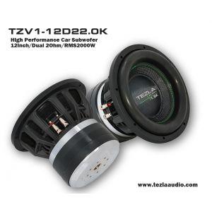 Tezla Audio - TZV1-12D22.0K