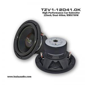 Tezla Audio - TZV1-12D41.0K