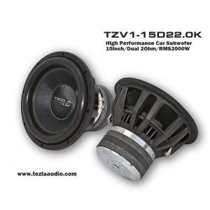 Tezla Audio - TZV1-15D22.0K