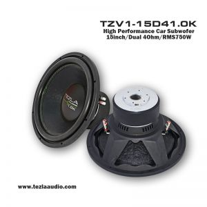 Tezla Audio - TZV1-15D41.0K